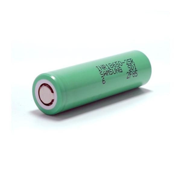 Samsung 18650 2500mAh Battery 25R