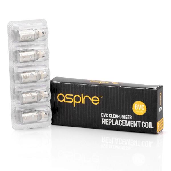 Aspire ET/CE5 BVC Coil 2.1ohm - 5 Pack