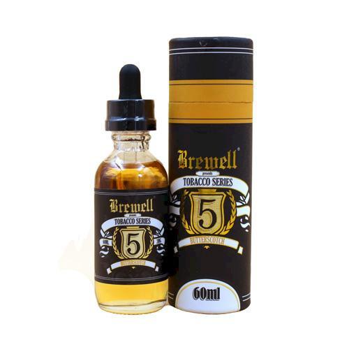 Brewell - Butterscotch Tobacco 60ml