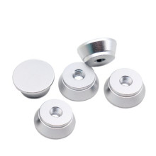 Atomizer Stand With 510 Thread - Silver