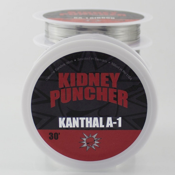 Kidney Puncher Kanthal A-1 30ft Spool - 18G