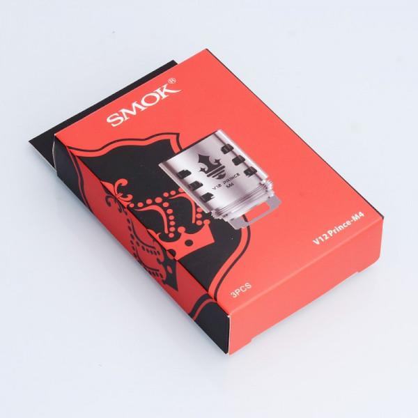 SMOK V12 Prince M4 Coil 0.17ohm - 3 Pack