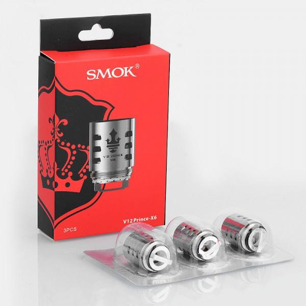SMOK V12 Prince X6 Coil 0.15ohm - 3 Pack