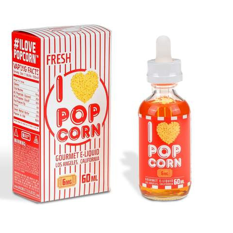 Mad Hatter - I Love Popcorn 60ml