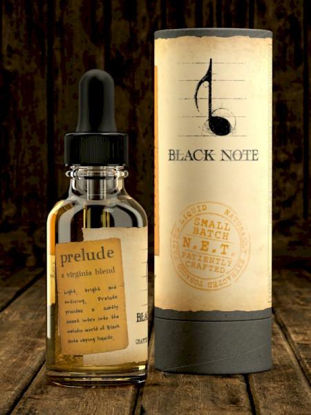 Prelude - Black Note E Liquid 30ml