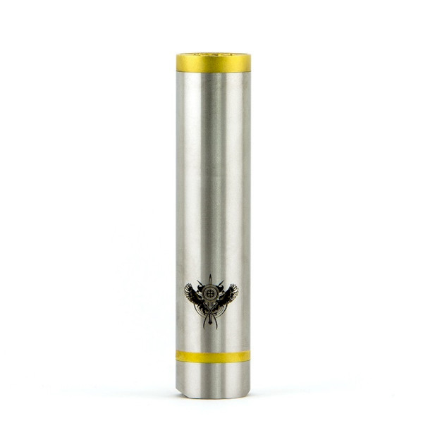 Kindred 1.5 Mechanical Mod - Council Of Vapor - Stainless Steel