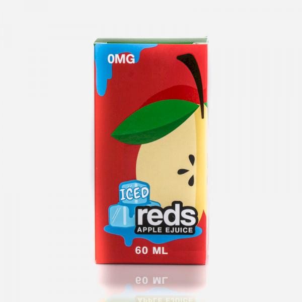 Apple Reds Apple Iced E Juice - 60ml