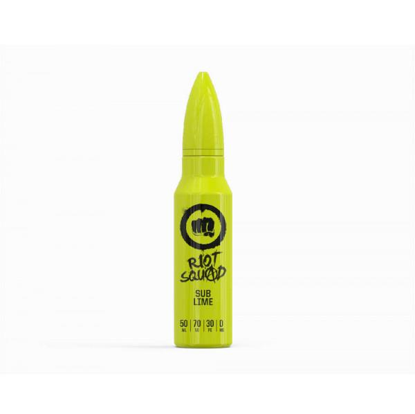 Riot Squad - Sub-Lime 60ml