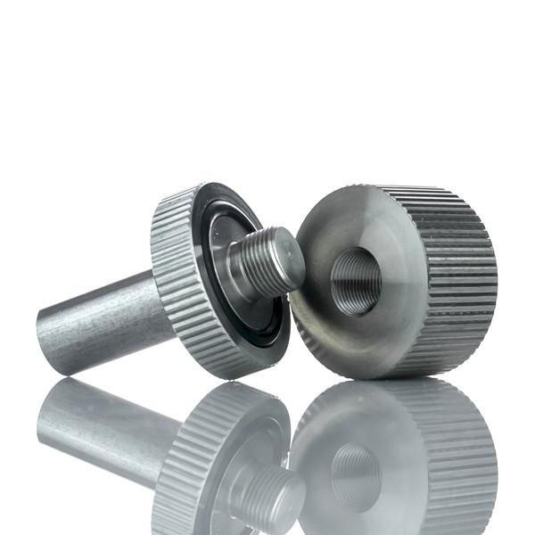 Vandyvape Polishing Rig - Stainless Steel