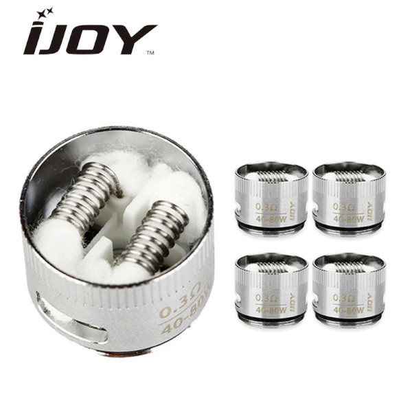 IJOY LIMITLESS SUB Coils 0.3ohm(5pcs/pack)
