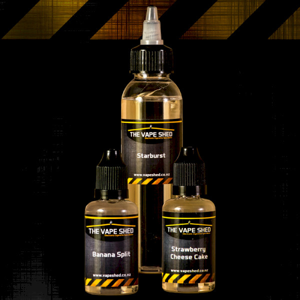 The Vape Shed - Vanilla Bourbon Tobacco 50ml