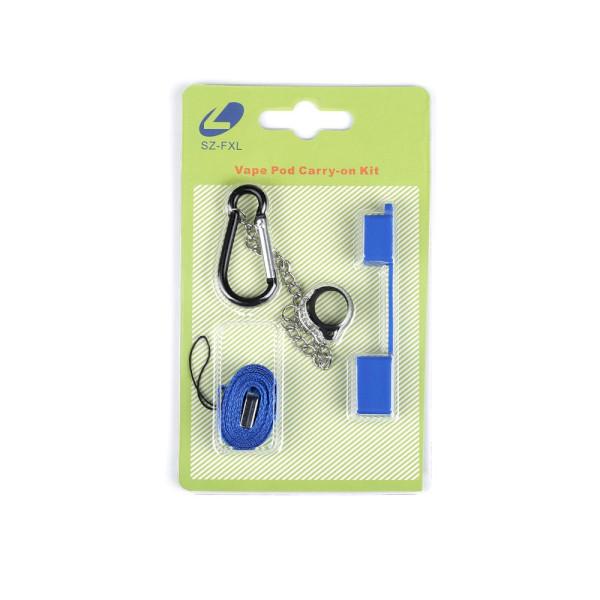 Vape Pod Carry On Kit - Blue