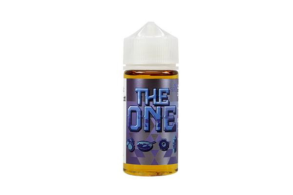 The One Blueberry Donut 100ml