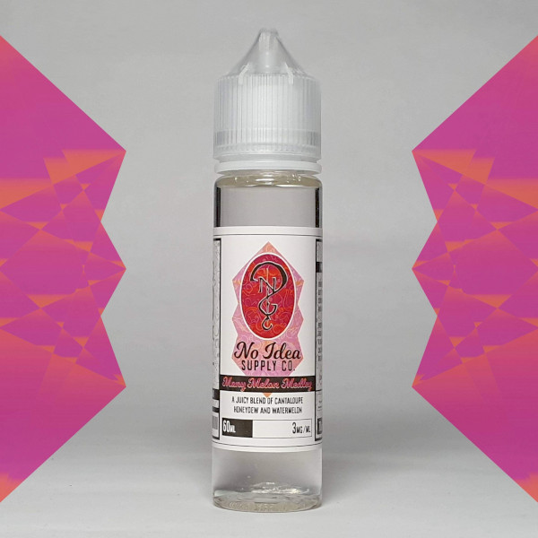 No Idea - Many Melon Medley 60ml