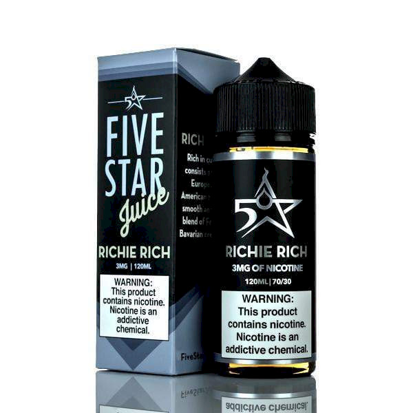 Five Star 120ml Richie Rich