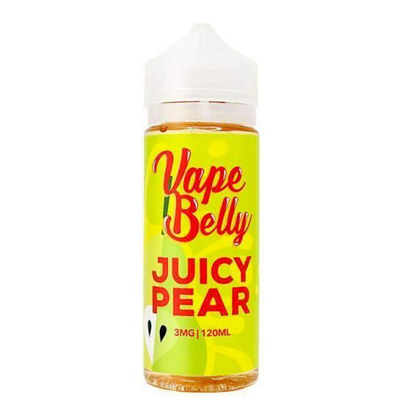 Vape Belly 120ml Juicy Pear