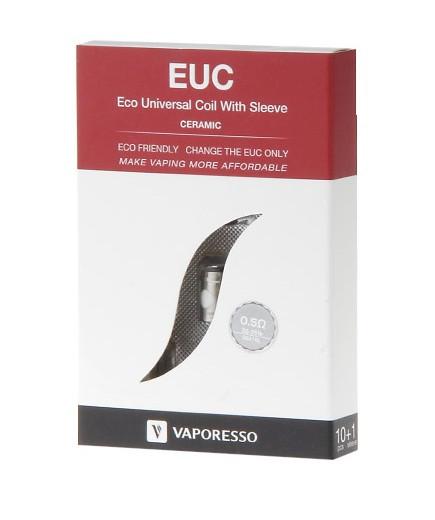 Vaporesso Ceramic EUC Coil 0.5ohm - 5 Pack
