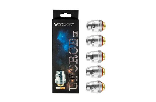 VOOPOO UFORCE U8 Coil 0.15ohm - 5 Pack