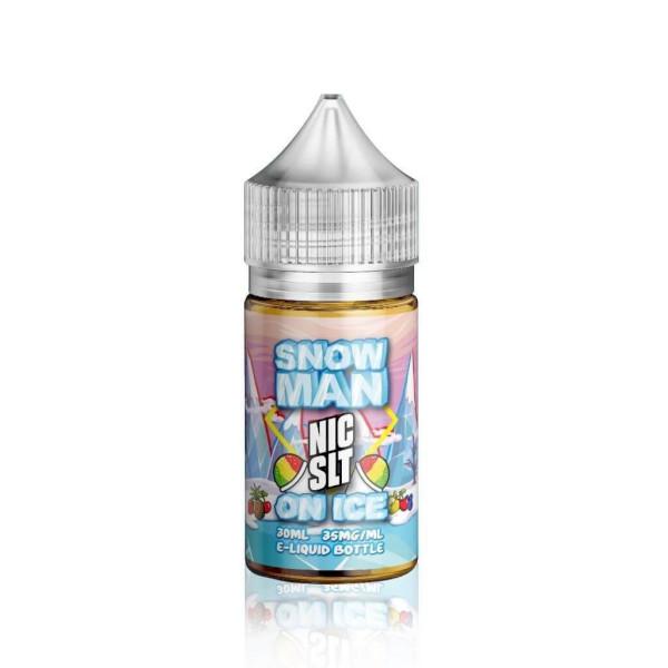 Juice Man - Snow Man On Ice Salts 30ml - 35mg