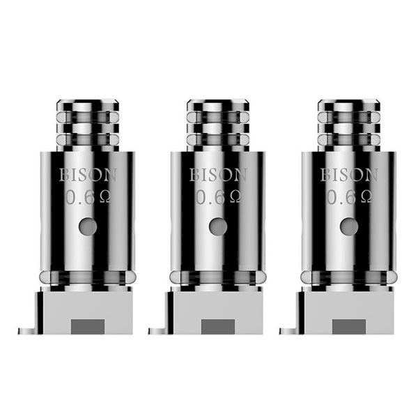 Oukitel Bison Vape Coil 0.6ohm - 3 Pack