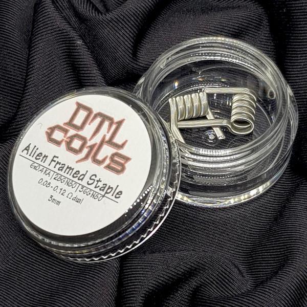 DTL Coils - Alien Framed Staples