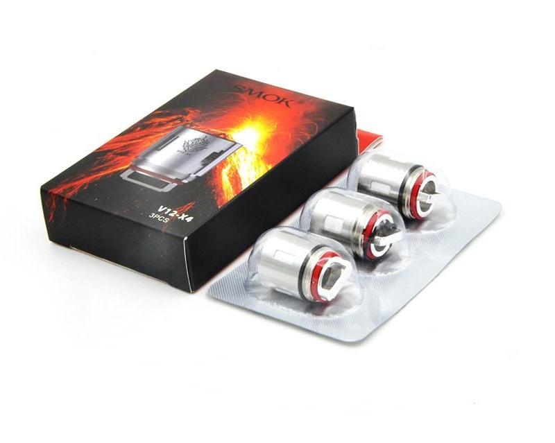 SMOK TFV12-Q4 Coils ⋆ $9.99 ⋆ Vape Society Supply