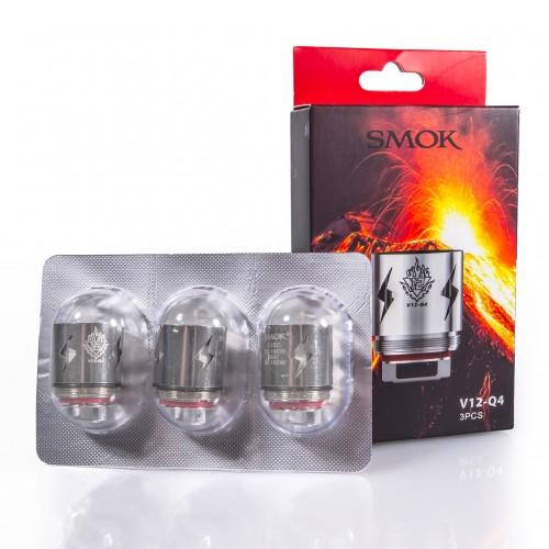 Smok TFV8 V8-Q4 Coils - 3 Pack | Theravape Vape Shop Canada