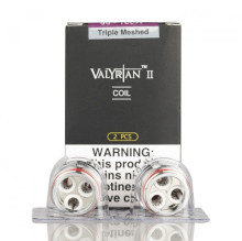 Uwell Valyrian II Stainless Steel 0.16ohm UN2-3 Triple Meshed - 2 Pack