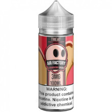 Treat Factory - Strawberry Crush - 100ml