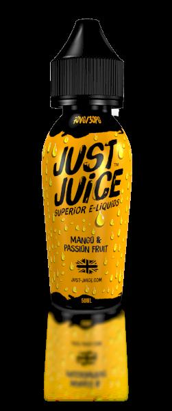 Just Juice - Mango & Passion Fruit 60ml