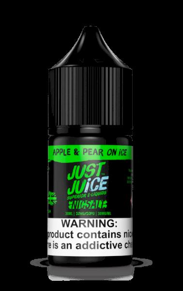 Just Juice - Apple & Pear Salt 30ml - 30mg