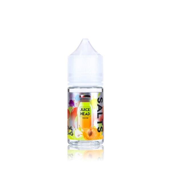 Juice Head - Peach Pear Salts 30ml - 25mg