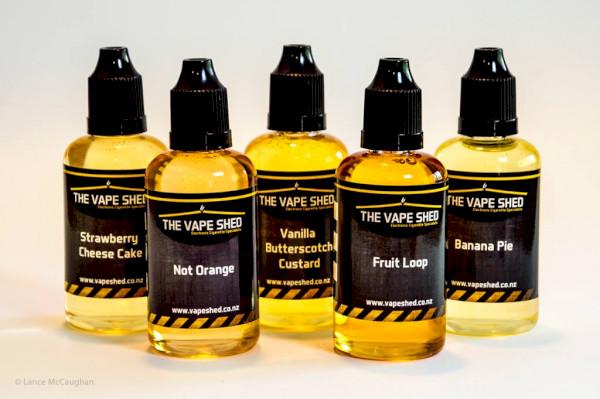 Vape Shed Premium Liquid - High VG