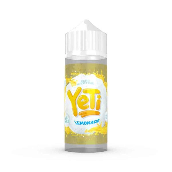 Yeti - Lemonade - 100ml