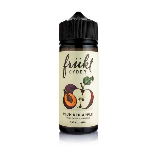 Frukt - Plum Red Apple - 100ml