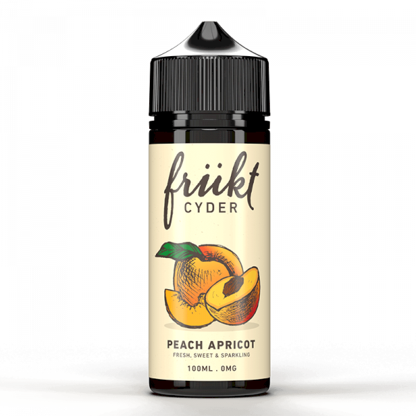 Frukt - Peach Apricot - 100ml