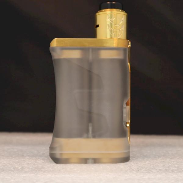 EXILE Parallel Box Kit W/ Exile RDA - Smoke Ultem