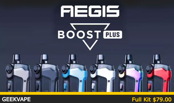 Aegis Boost Plus Kit In Stock