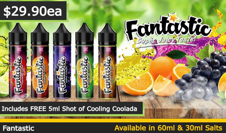 Fanastic Juice Banner