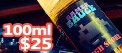 Gamer Sauce for $25.00