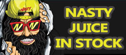 Nasty Juice In Stock
