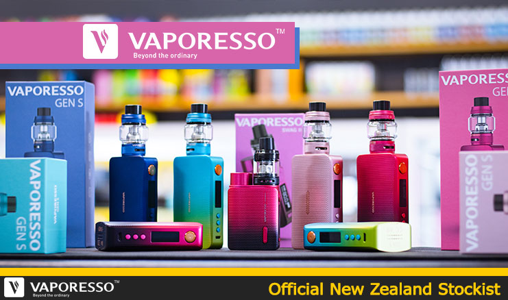 The Latest From Vaporesso