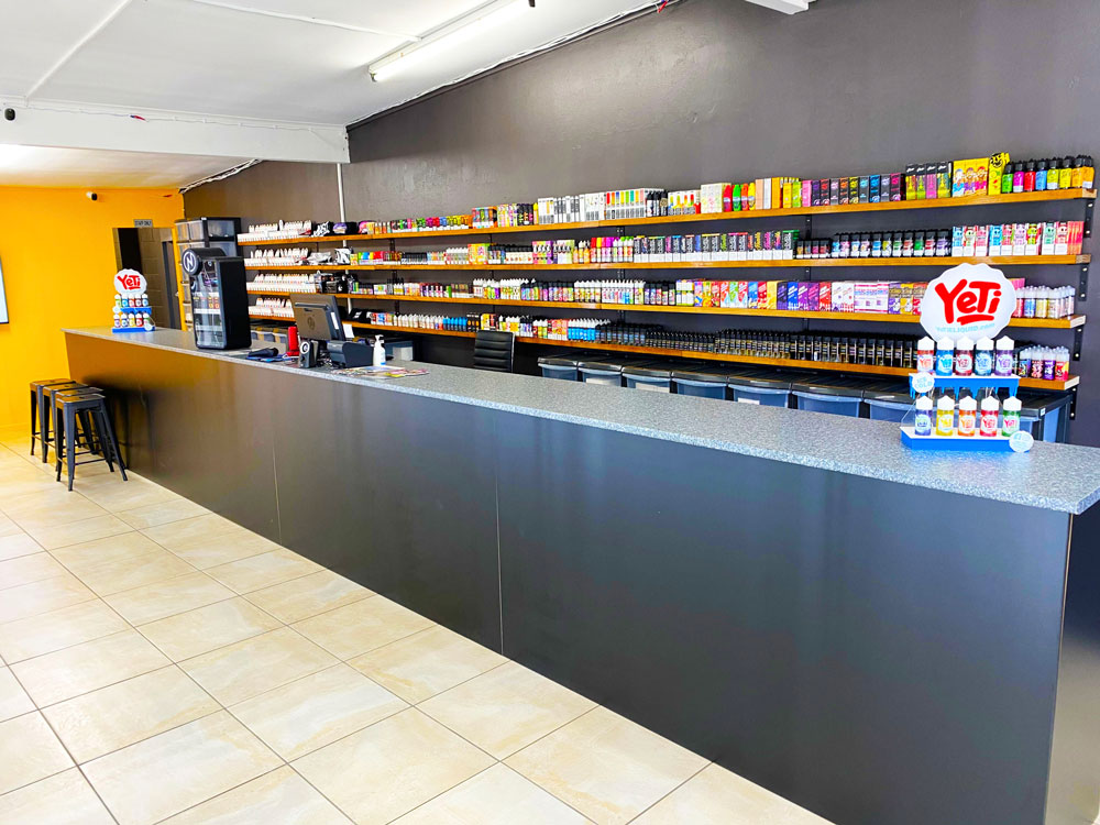 Browns Bay Vape Shop Is Now Here!