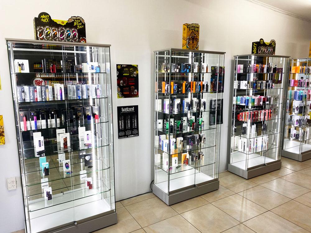 Visit Browns Bay Latest Vape Shop