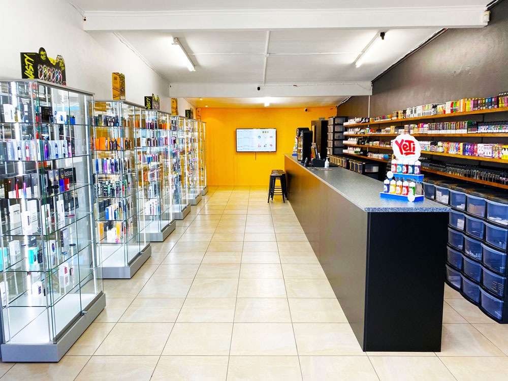 Massive Selection of Vape Gear available at the Vape Shed Browns Bay