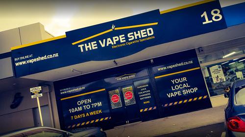 The Vape Shed Henderson Vape Store Open Now
