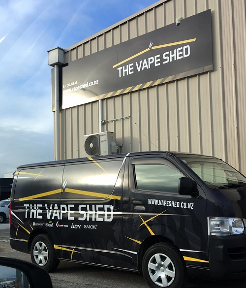 The Vape Shed - 81E Killarney Road