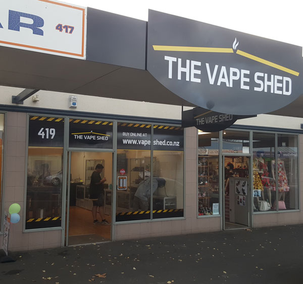 The Vape Shed - Hamilton