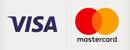 Mastercard & Visa Logo